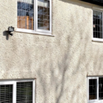 domestic render cleaning