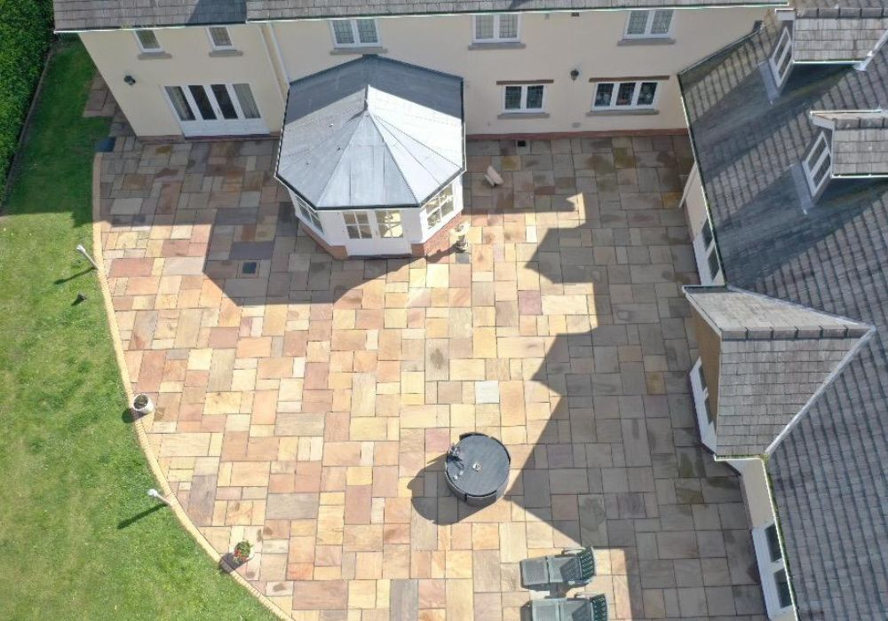 driveway cleaning in blackwood gwent