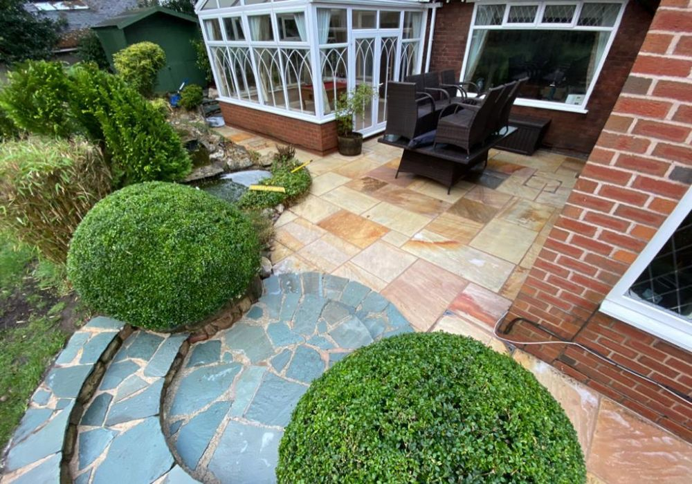 patio cleaners blackwood gwent